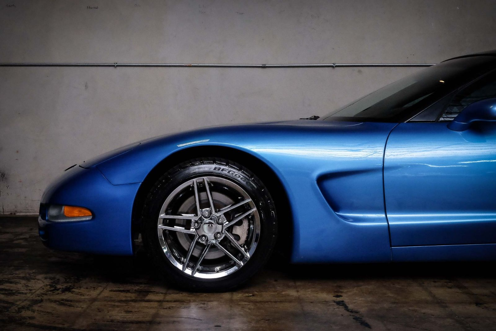 2000 Blue Chevrolet Corvette   | C5 Corvette Photo 10