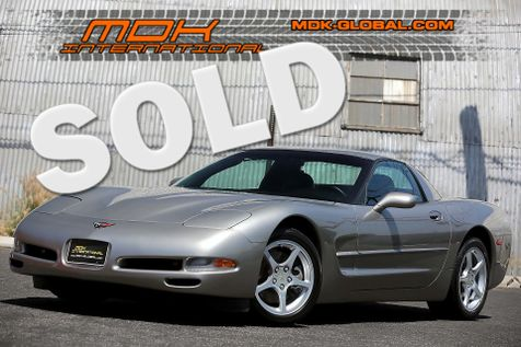 2000 Chevrolet Corvette - FRC - Manual - Only 69K miles in Los Angeles