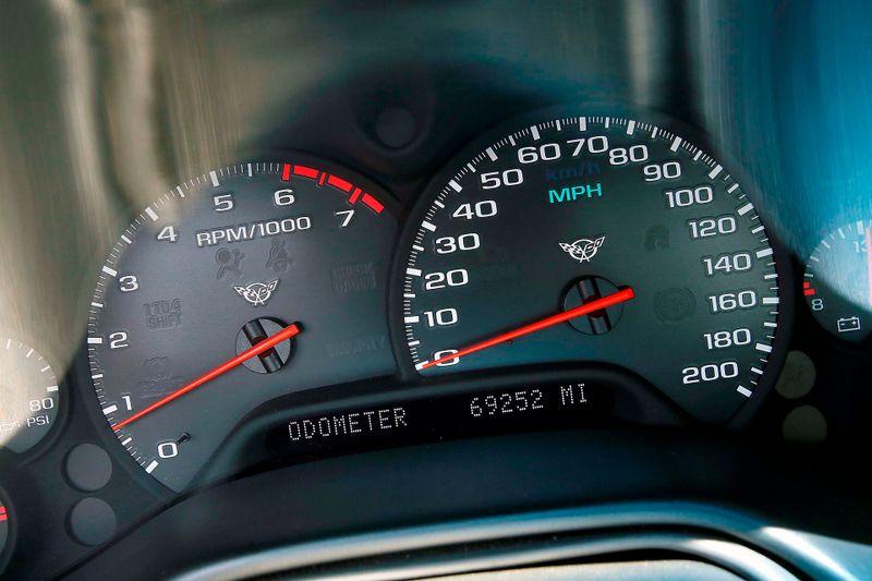 2000 Chevrolet Corvette - FRC - Manual - Only 69K miles  city California  MDK International  in Los Angeles, California