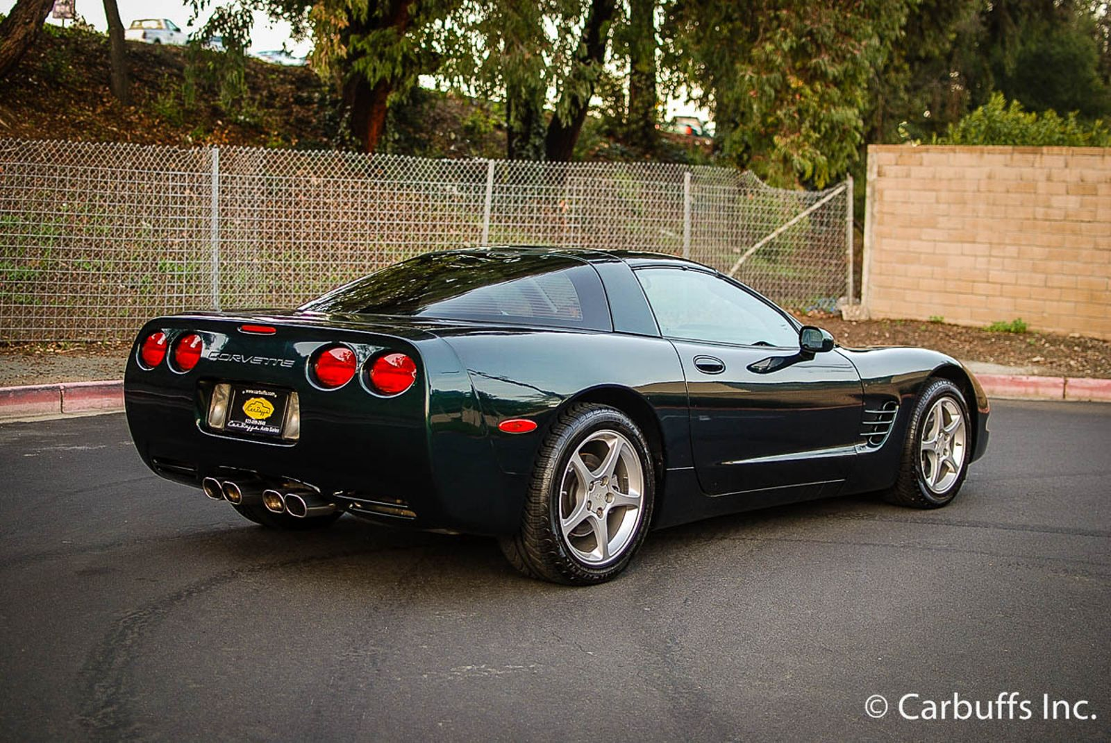 2000 chevrolet corvette concord ca carbuffs concord. Black Bedroom Furniture Sets. Home Design Ideas