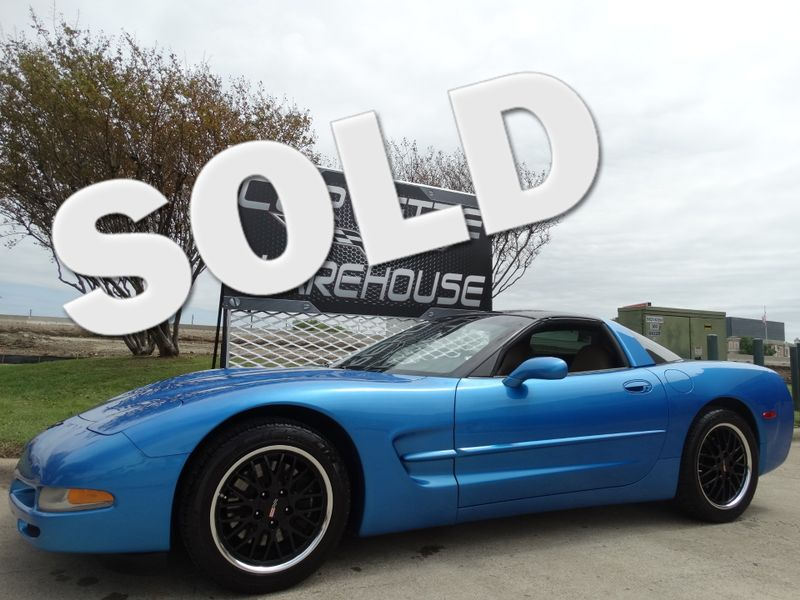 2000 Chevrolet Corvette Coupe HUD, Glass Top, Auto, Only 31k! | Dallas, Texas | Corvette Warehouse