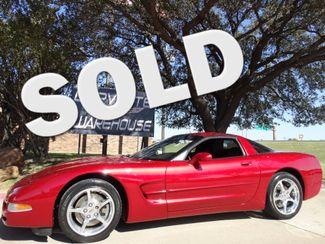 2000 Chevrolet Corvette in Dallas Texas