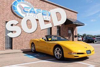2000 Chevrolet Corvette in League City TX