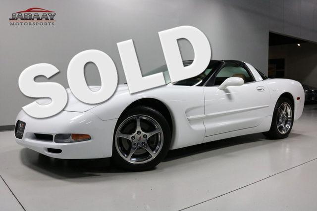2000 Chevrolet Corvette Merrillville, Indiana 0
