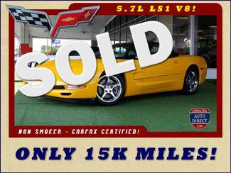 2000 Chevrolet Corvette Convertible - ONLY 15K MILES! Mooresville , NC
