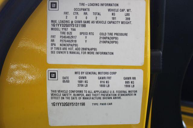 2000 Chevrolet Corvette Convertible - ONLY 15K MILES! Mooresville , NC 33