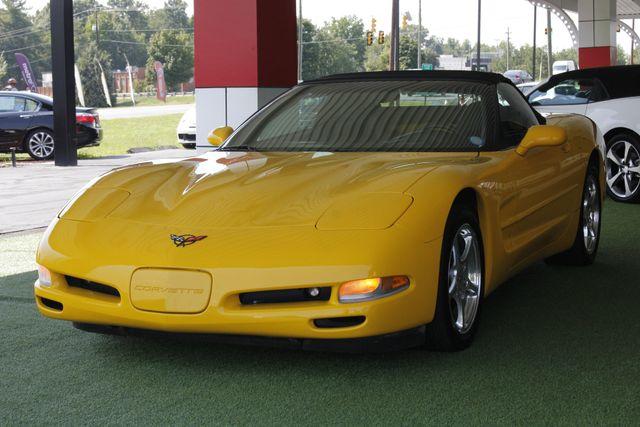 2000 Chevrolet Corvette Convertible - ONLY 15K MILES! Mooresville , NC 23
