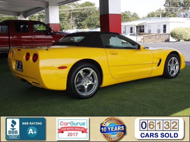 2000 Chevrolet Corvette Convertible - ONLY 15K MILES! Mooresville , NC 2