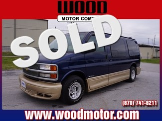 2000 Chevrolet Express Cargo Van w/YF7 Harrison, Arkansas