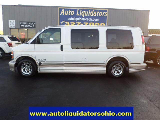 2000 Chevrolet Express Cargo Van w/YF7 | North Ridgeville, Ohio | Auto Liquidators in North Ridgeville Ohio