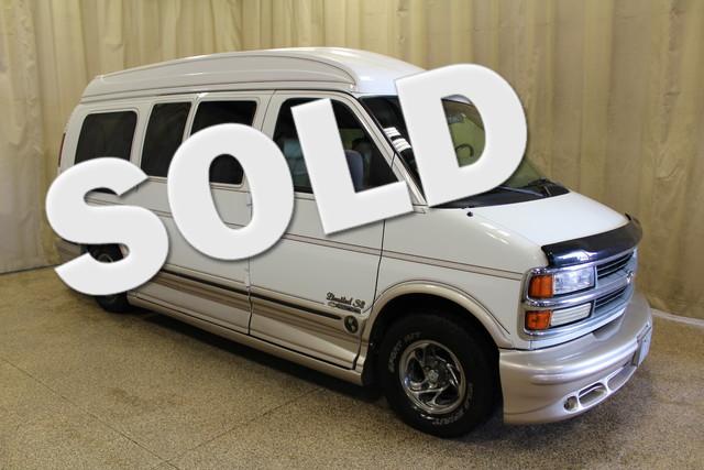 2000 Chevrolet Express Conversion Van w/YF7 Roscoe, Illinois 0