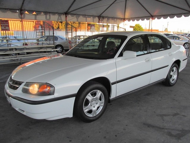 2000 Chevrolet Impala Please call or e-mail to check availability All of our vehicles are availa