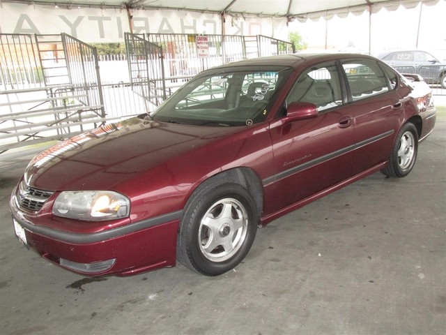 2000 Chevrolet Impala LS Please call or e-mail to check availability All of our vehicles are av