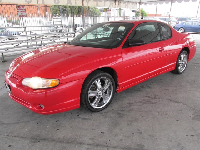 2000 Chevrolet Monte Carlo SS This particular vehicle has a SALVAGE title Please call or email to