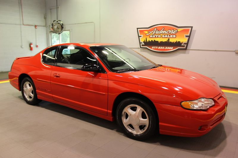 2000 Chevrolet Monte Carlo SS  city Illinois  Ardmore Auto Sales  in West Chicago, Illinois