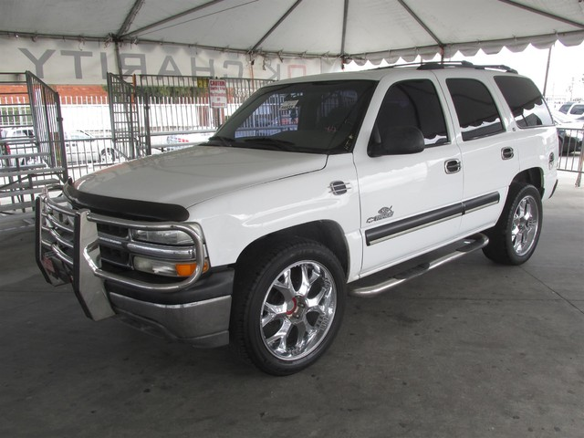 2000 Chevrolet New Tahoe LS This particular Vehicles true mileage is unknown TMU Please call o