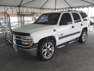 2000 Chevrolet New Tahoe LS Gardena, California