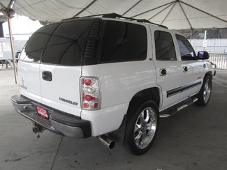 2000 Chevrolet New Tahoe LS Gardena, California 2