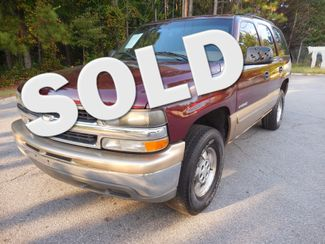 2000 Chevrolet New Tahoe LS Snellville , GA