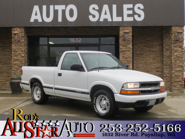 2000 Chevrolet S-10 All original and super clean 2000 used Chevrolet S-10 Honestly I want this t