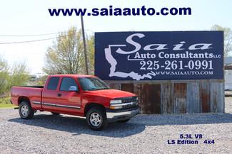 2000 Chevrolet Silverado 1500 Extra Cab Z71 4WD LT in Baton Rouge  Louisiana