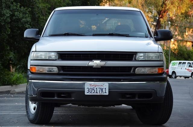 2000 Chevrolet Silverado 1500 Burbank, CA 9
