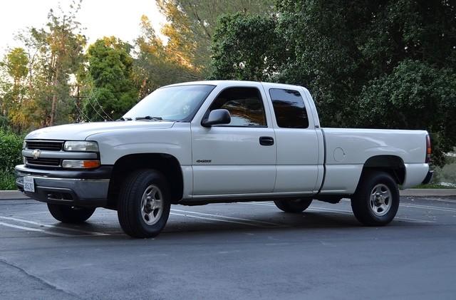 2000 Chevrolet Silverado 1500 Burbank, CA 10