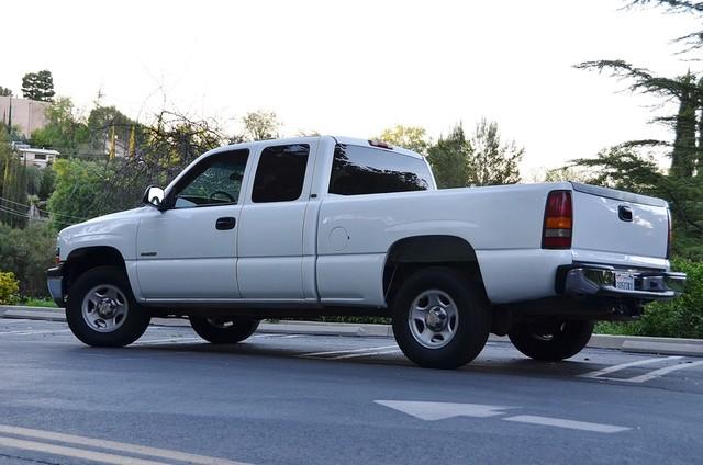 2000 Chevrolet Silverado 1500 Burbank, CA 11