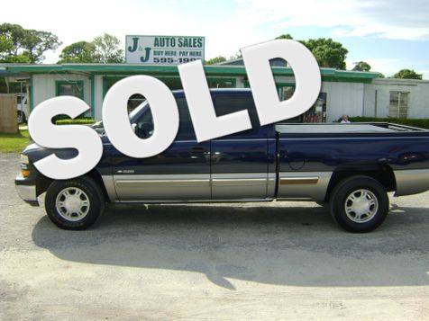 2000 Chevrolet Silverado 1500 LS 4X4 in Fort Pierce, FL