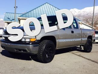 2000 Chevrolet Silverado 1500 Ext. Cab 4-Door Short Bed 4WD LINDON, UT