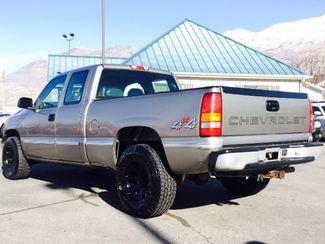 2000 Chevrolet Silverado 1500 Ext. Cab 4-Door Short Bed 4WD LINDON, UT 2