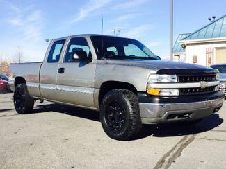 2000 Chevrolet Silverado 1500 Ext. Cab 4-Door Short Bed 4WD LINDON, UT 4