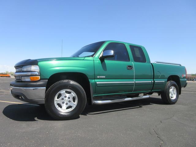 2000 Chevrolet Silverado 1500 X-cab LS 4X4 Z-71  Fultons Used Cars Inc  in , Colorado