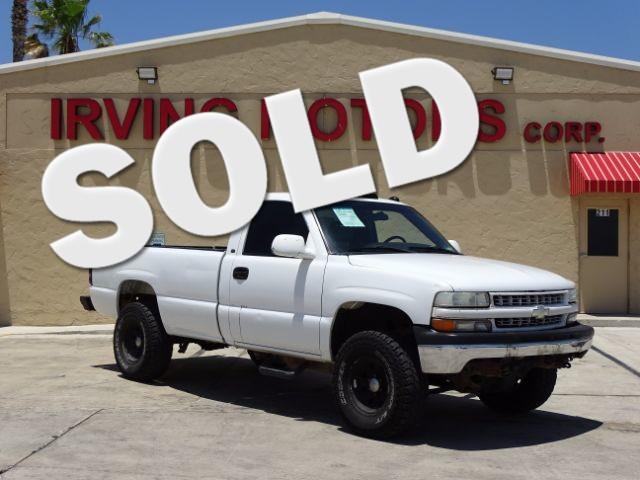 2000 Chevrolet Silverado 1500 Reg. Cab Short Bed 4WD San Antonio , Texas 0