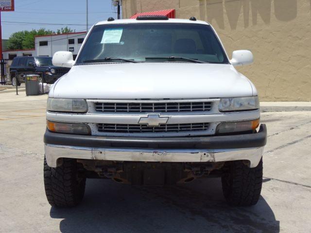 2000 Chevrolet Silverado 1500 Reg. Cab Short Bed 4WD San Antonio , Texas 1