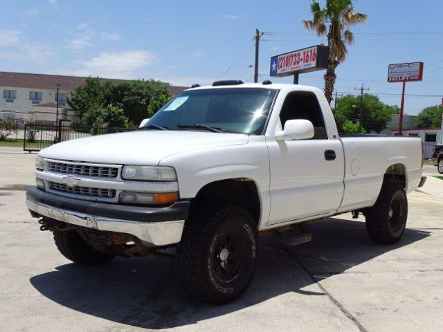 2000 Chevrolet Silverado 1500 Reg. Cab Short Bed 4WD San Antonio , Texas 2