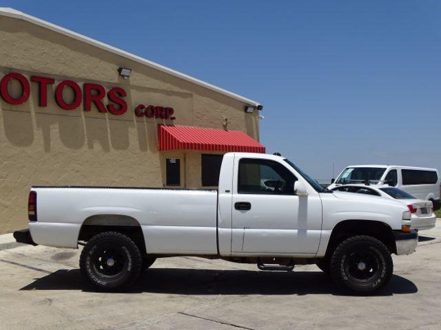 2000 Chevrolet Silverado 1500 Reg. Cab Short Bed 4WD San Antonio , Texas 8