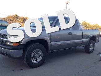 2000 Chevrolet Silverado 2500 LS San Antonio, Texas