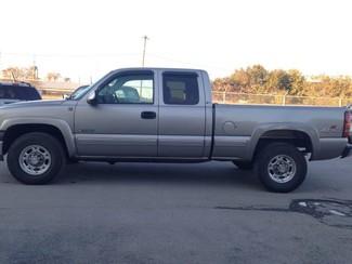 2000 Chevrolet Silverado 2500 LS San Antonio, Texas 1
