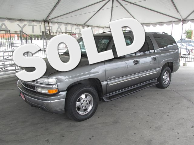 2000 Chevrolet Suburban LT This particular Vehicle comes with 3rd Row Seat Please call or e-mail
