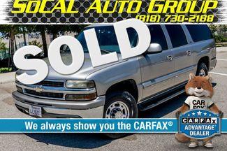 2000 Chevrolet Suburban LT 2500 - AUTO - 3RD ROW - DVD - TOW PKG Reseda, CA
