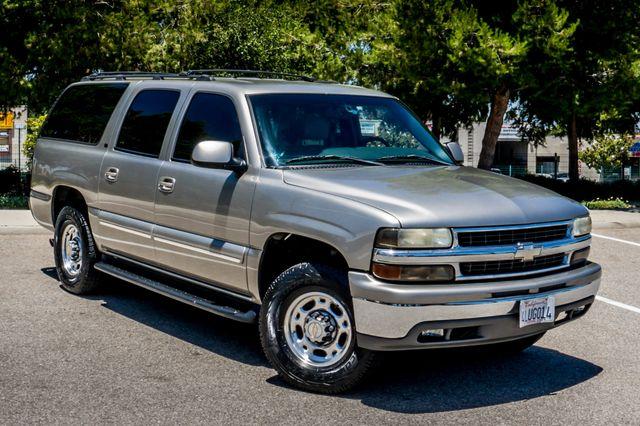2000 Chevrolet Suburban LT 2500 - AUTO - 3RD ROW - DVD - TOW PKG Reseda, CA 42