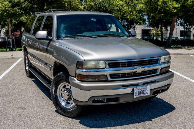 2000 Chevrolet Suburban LT 2500 - AUTO - 3RD ROW - DVD - TOW PKG Reseda, CA 41