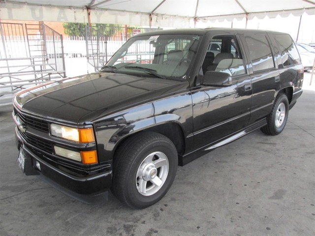 2000 Chevrolet Tahoe Limited This particular Vehicles true mileage is unknown TMU Please call
