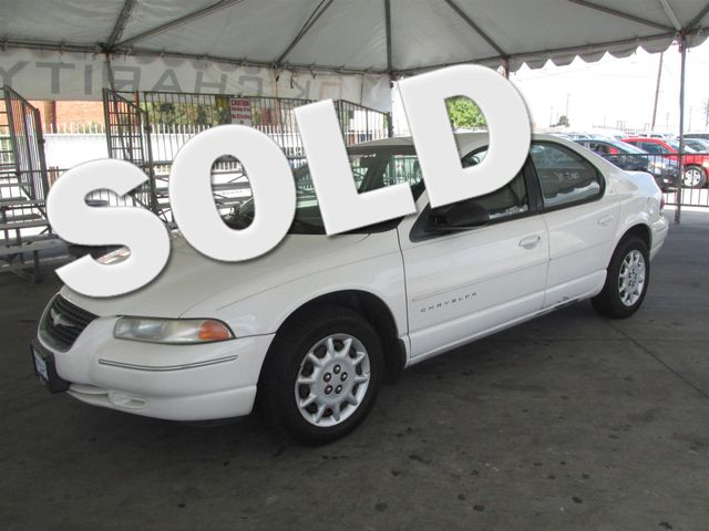 2000 Chrysler Cirrus LX Please call or e-mail to check availability All of our vehicles are ava