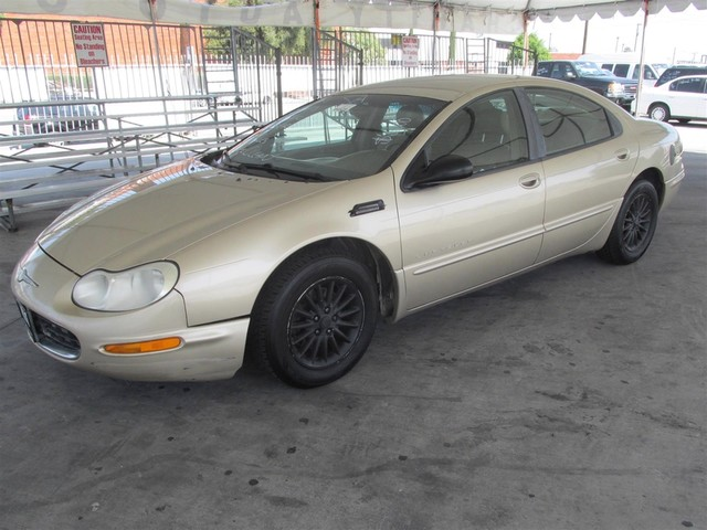 2000 Chrysler Concorde LXi Please call or e-mail to check availability All of our vehicles are