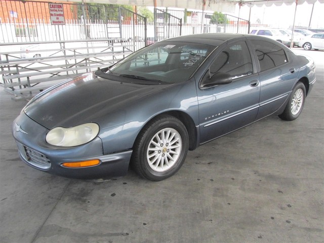 2000 Chrysler Concorde LX Please call or e-mail to check availability All of our vehicles are a