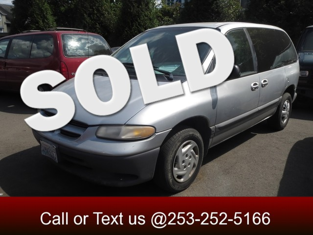2000 Dodge Caravan SE The CARFAX Buy Back Guarantee that comes with this vehicle means that you ca