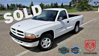 2000 Dodge DAKOTA ONLY 73k miles!!! 1 OWNER CLEAN CARFAX | Palmetto, FL | EA Motorsports in Palmetto FL