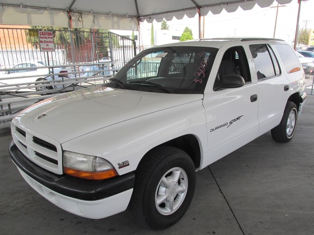 2000 Dodge Durango Please call or e-mail to check availability All of our vehicles are available